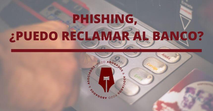 el delito de phising