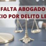 juicio por delito leve