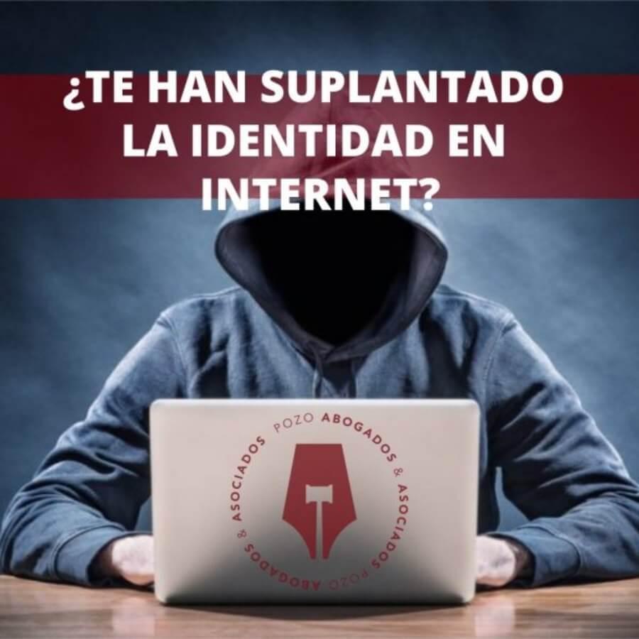 delito de suplantacion de identidad por internet